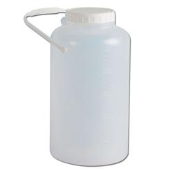 BOTTIGLIA CONTENITORE URINE 24 ORE GRADUATO - bottiglia da 2.500ml - Conf. 30pz