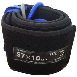 BRACCIALE DOPPIO per DTS-3000 - 57x10 cm braccio M - blu
