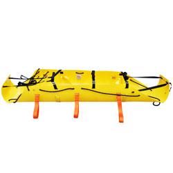 BARELLA DA RECUPERO ROLLABILE ROLLY per spazi confinati - 245x92cm - portata 150kg