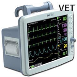 "MONITOR MULTIPARAMETRICO BM5 - 10,4"" TFT display - ECG, SpO2, RR o EtCO2, IBP - veterinaria"