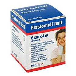BENDA COESIVA ELASTOMULL HAFT 4m.x6cm - Conf.10pz
