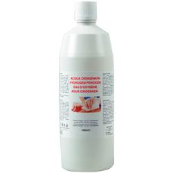 ACQUA OSSIGENATA - flacone 1lt - conf. 12pz