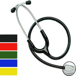 STETOSCOPIO / FONENDOSCOPIO CARDIOLOGICO ADULTI DOCTOR'S  SCOPE - padiglione Ø45cm - vari colori