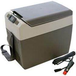 FRIGO TERMO BOX OB EASY 12V - Peltier caldo/freddo a termostato fisso - con termometro digitale - 7Lt