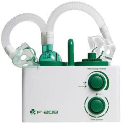 AEROSOL AD ULTRASUONI PROFESSIONALE per 2 pazienti - 220V - rumorosità 45db - 5ml/min