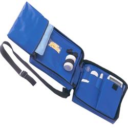 BORSA TERMICA PER MEDICINALI TERMOLABILI DIABETIC BAG - 24x18xh.6cm - vuoto - blu