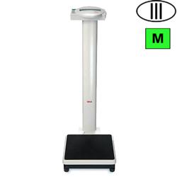 BILANCIA PESAPERSONE A COLONNA DIGITALE SECA 799 CON CALCOLO BMI - classe III - portata 200kg