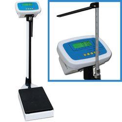 BILANCIA PESAPERSONE DIGITALE PEGASO - con altimetro - Portata 200kg