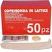 COPRISONDA IN LATTICE MONOUSO per sonde ecografi e doppler - conf.50pz