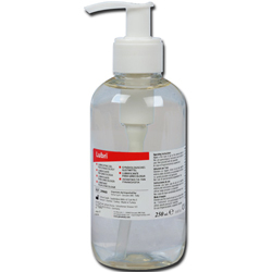 GEL LUBRIFICANTE / GEL CONDUTTIVO - dispenser 250ml
