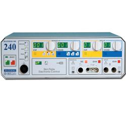 ELETTROBISTURI DIATERMO MB240 HOSPITAL - monopolare / bipolare - 250W