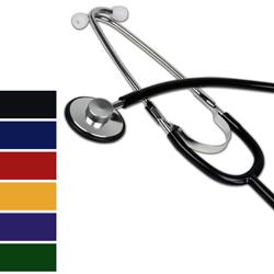 STETOSCOPIO / FONENDOSCOPIO ADULTI TRAD - campana  Ø2cm - padiglione Ø4cm - vari colori