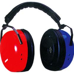 CUFFIE EXTRA ISOLAMENTO - ATTENUATORE DI RUMORE per audiometro as-5a/as5-aom