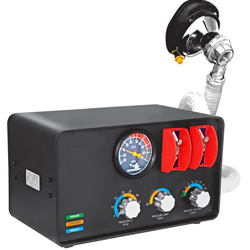 VENTILATORE POLMONARE AUTOMATICO 118 NEW - fino 20l/min