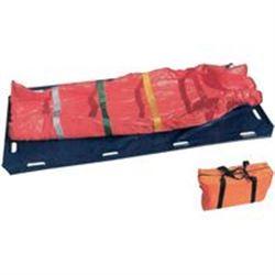 MATERASSO A DEPRESSIONE VACUUM MAT PLUS con borsa - 210x90cm - portata 150kg