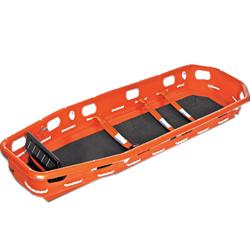 BARELLA BASKET TOBOGA - 271x62xh.18.5cm - peso 13,5kg - portata 280kg - arancio