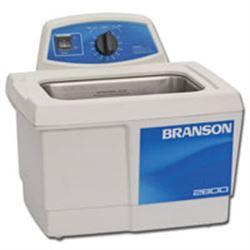 PULITRICE ULTRASUONI BRANSON 2800 MTH - timer meccanico + riscaldamento - potenza ultrasuoni 130/239W - 2,8lt