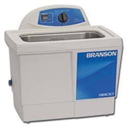 PULITRICE ULTRASUONI BRANSON 3800 MTH - timer meccanico + riscaldamento - potenza ultrasuoni 130/335W - 5,7lt