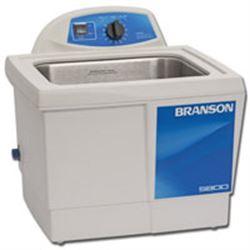 PULITRICE ULTRASUONI BRANSON 5800 MH - timer meccanico + riscaldamento - potenza 185/469W - 9,5lt