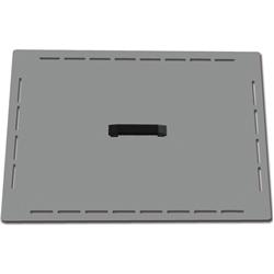 COPERCHIO IN ACCIAIO - pulitrici BRANSON 8800
