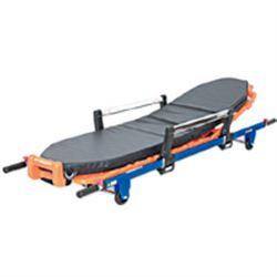 BARELLA / BARELLINO 506 S in acciaio e alluminio - peso 22kg - portata 170kg - blu