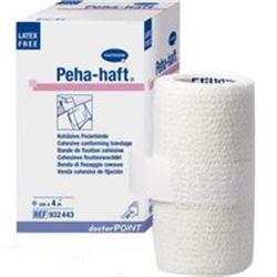 BENDA COESIVA PEHA HAFT - 6cmx4mt - latex free
