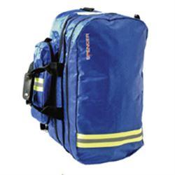 ZAINO BORSA EMERGENZA PORTABOMBOLA BAG 4 - 57x50xh.35 - vuoto - colore blu