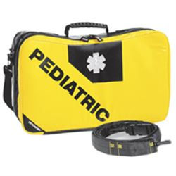 BORSA EMERGENZA PROFESSIONALE SMART - 55x22xh.36cm - pediatrica