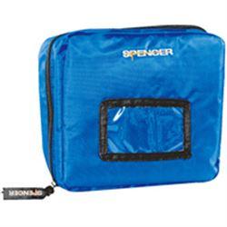 BORSETTA / ASTUCCIO SACCA R1 SERIES PER INTUBAZIONE - 20x22,5x10cm - blu