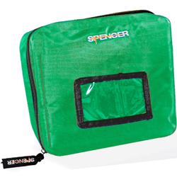BORSETTA / ASTUCCIO SACCA R 2 SERIES PER VENTILAZIONE - 22x22,5x10cm - verde