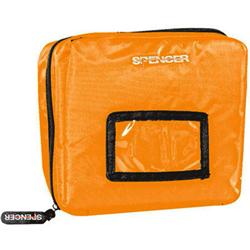 BORSETTA / ASTUCCIO SACCA R SERIES PORTAFIALE - 22x23x9,5cm - (36fiale) - arancione