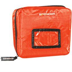 BORSETTA / ASTUCCIO SACCA R 4 SERIES PER INFUSIONE - 20x22,5xh.10cm - rossa