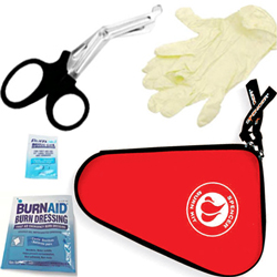 BURN PAK -  KIT PRIMO SOCCORSO PER USTIONI