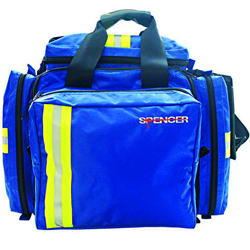 BORSA KIT SPORT / BLUE KIT - 45,5x28,5xh.32cm - peso 3,5kg