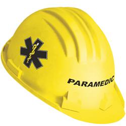 CASCO PROTETTIVO DI SICUREZZA / ELMETTO DI PROTEZIONE PARAMEDIC CAP E - 400g - giallo