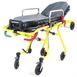 BARELLA AUTOCARICANTE CROSS T AD ALTEZZE VARIABILI - 197x57cm - peso 39kg - portata 160kg - yellow / black