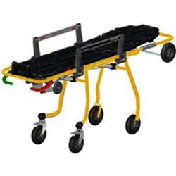 BARELLA AUTOCARICANTE CARRERA ACTIV T - accoricabile alta - 197x57xh.21cm - peso 33kg - portata 160kg