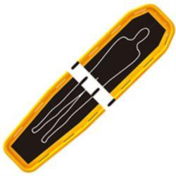 BARELLA BASKET TWIN SHELL divisibile - 214x65xh.20cm - peso 14,8kg - portata 280kg - vari colori