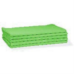 LENZUOLA IN TNT BARELLA - verde - cm.110x230 - 30gr./mq - conf.100pz.