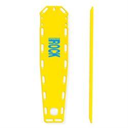 TAVOLA SPINALE ROCK PIN COMPLETA DI PIN - 44,5x5xh.184cm - peso 6,5kg - portata 200kg - galleggiante