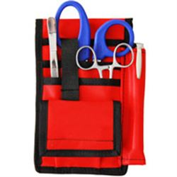 E-HOLSTER ROSSO - completo