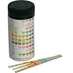 TEST URINE / STRISCE URINE - 11 parametri - solo uso professionale - flacone conf.50pz