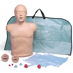 MANICHINO TORSO DI ADDESTRAMENTO LITTLE CPR - offerta limitata