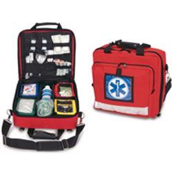 BORSA EMERGENZA PROFESSIONALE MEDIC 33 CAPIENTE - vuota - 36x18xh.35cm