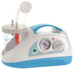 ASPIRATORE CHIRURGICO ASPIMED 2.3 per piccola chirurgia - 230V - 1lt - 40lt/min