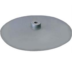 BASE DA TAVOLO PER LAMPADE - diametro 25cm