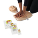 KIT MANICHINO BLS CPR GONFIABILE MINI ANNE - dvd in omaggio
