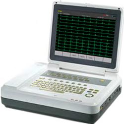 ELETTROCARDIOGRAFO ECG - 12 DERIVAZIONI - 12 canali - display a colori touch screen - interpretativo