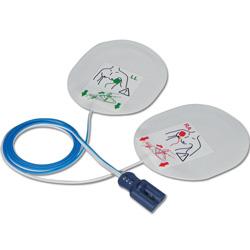 COPPIA DI ELETTRODI ADULTO COMPATIBILI - per defibrillatori AGILENT / PHILIPS / LAERDAL