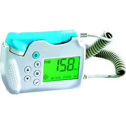 DOPPLER FETALE DOMICILIARE - con display LCD